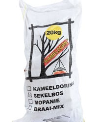 Sekelbos wood bulk bag