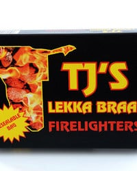 TJ's firelighters