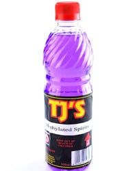 TJ's methylated spirits 500ml