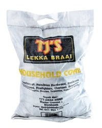TJ's household coal 10kg